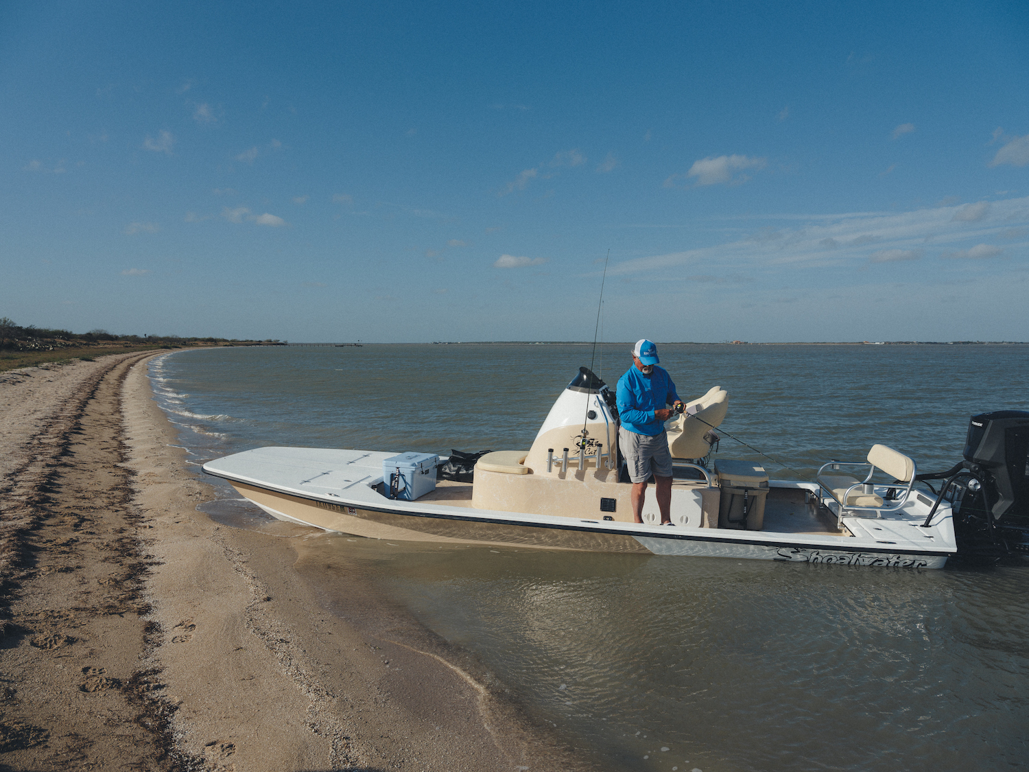Pursuing Passion and Trophy Trout with Baffin Bay Rod and Gun