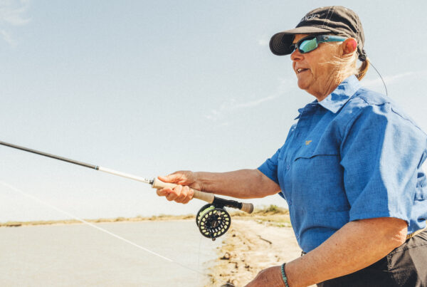 Fly Fishing with Baffin Bay Rod and Gun Club