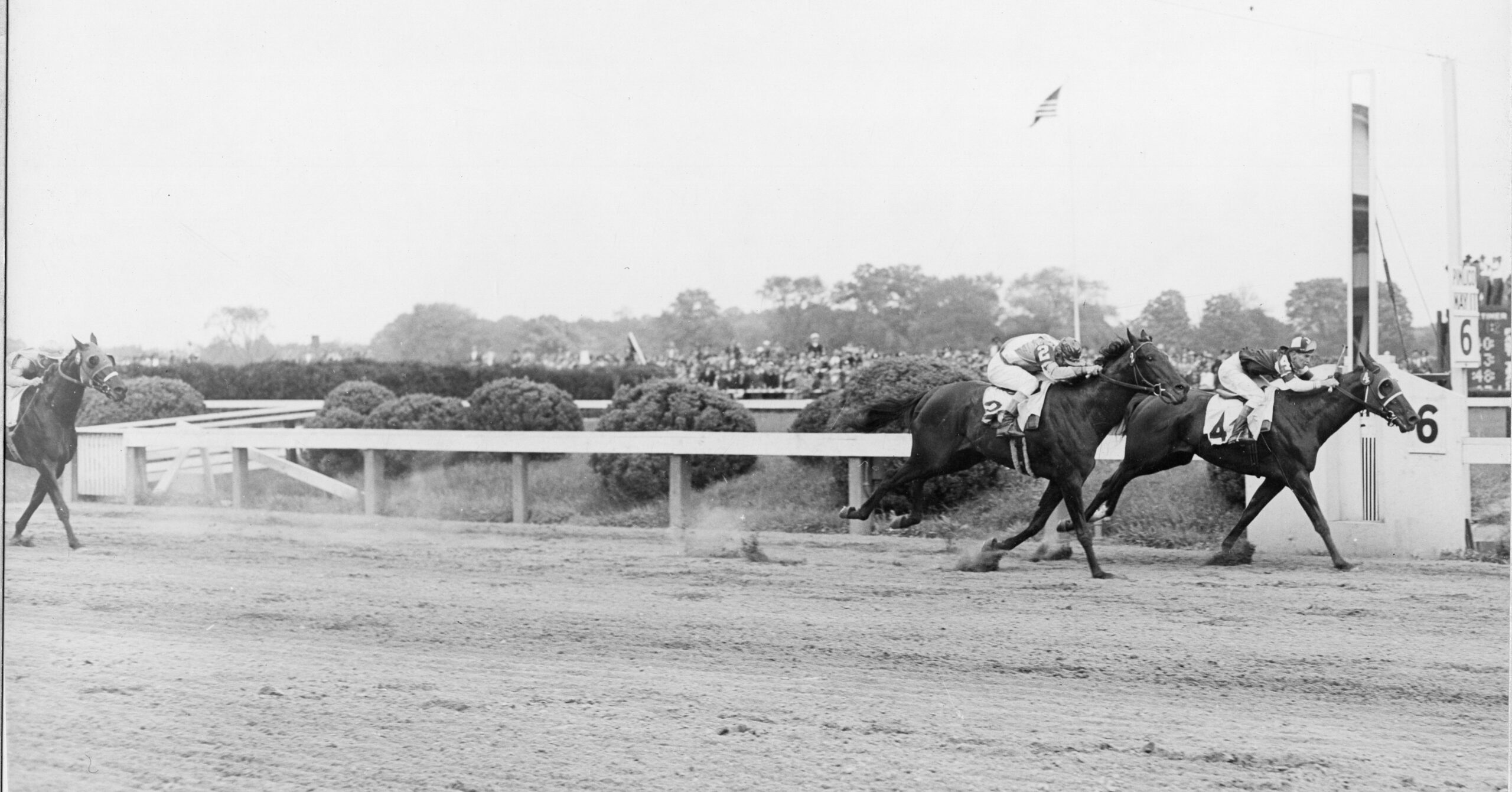 Assault On The Triple Crown