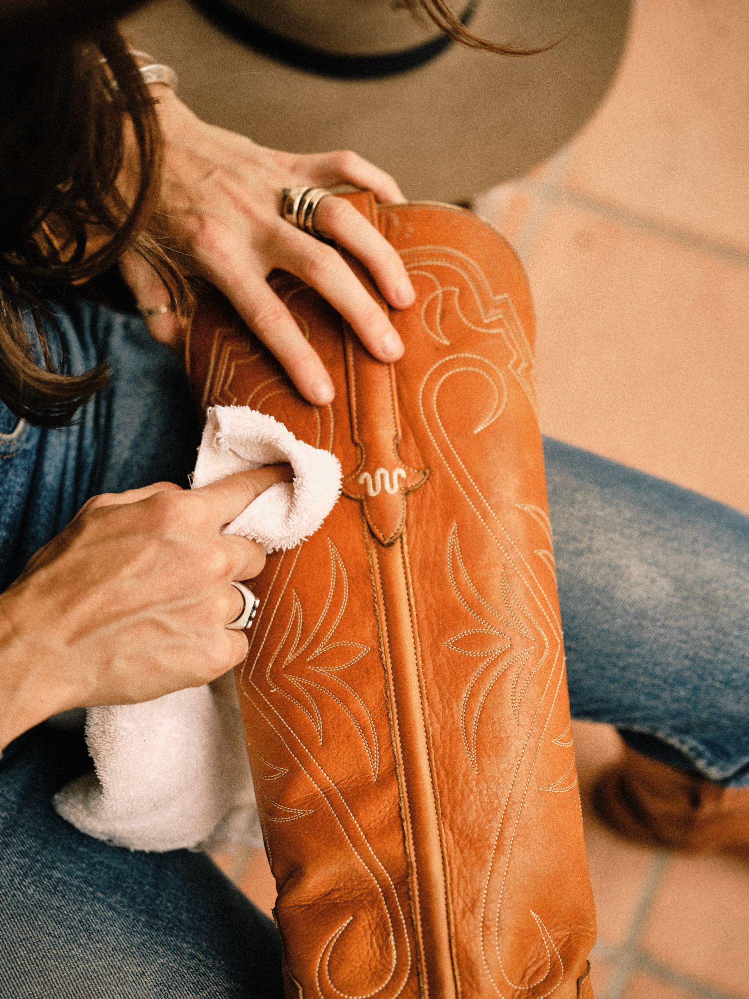 A Lifetime of Service: Leather Care & Conditioning
